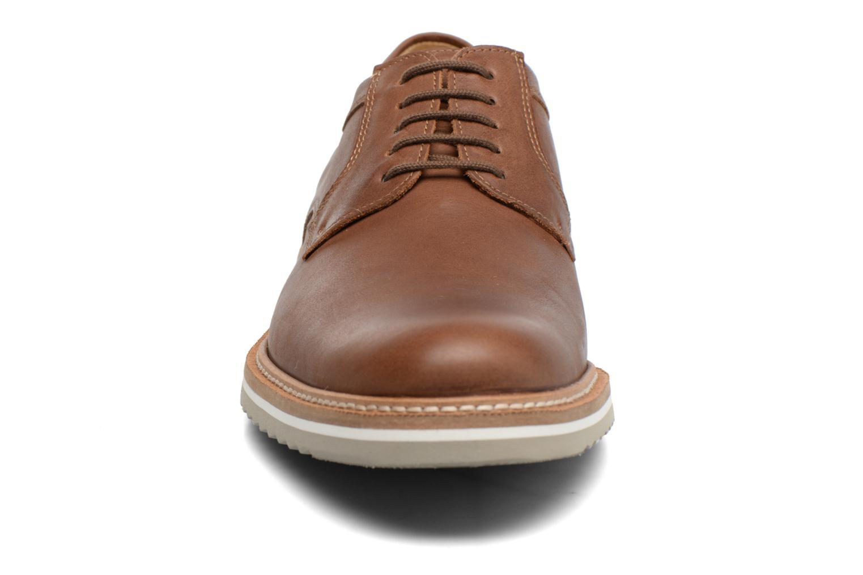Chaussures à lacets Mephisto Enzo Marron vue portées chaussures