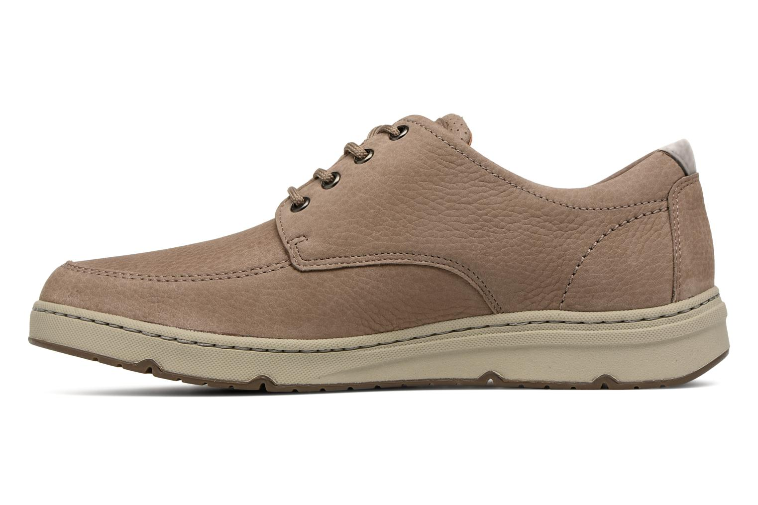Chaussures à lacets Mephisto Justin Beige vue face