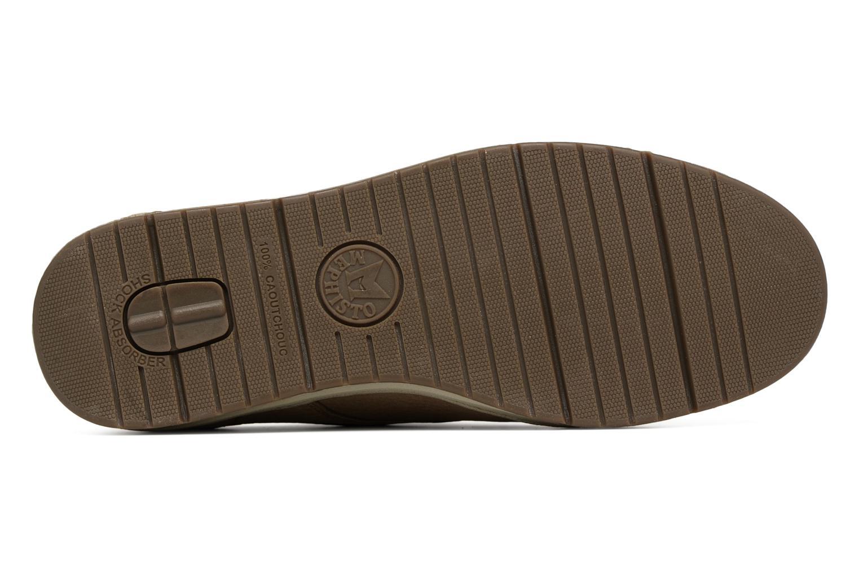Zapatos con cordones Mephisto Justin Beige vista de arriba