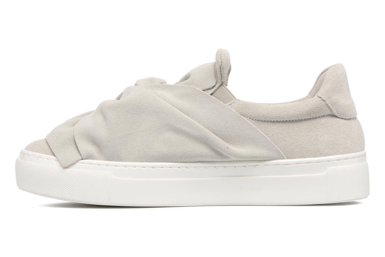 Sneakers Bronx Byardenx Grijs voorkant