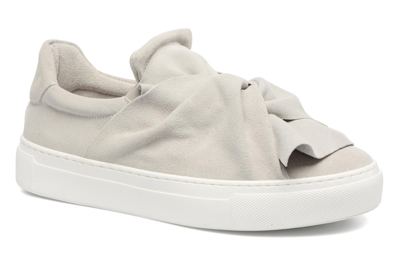 Sneakers Bronx Byardenx Grijs detail