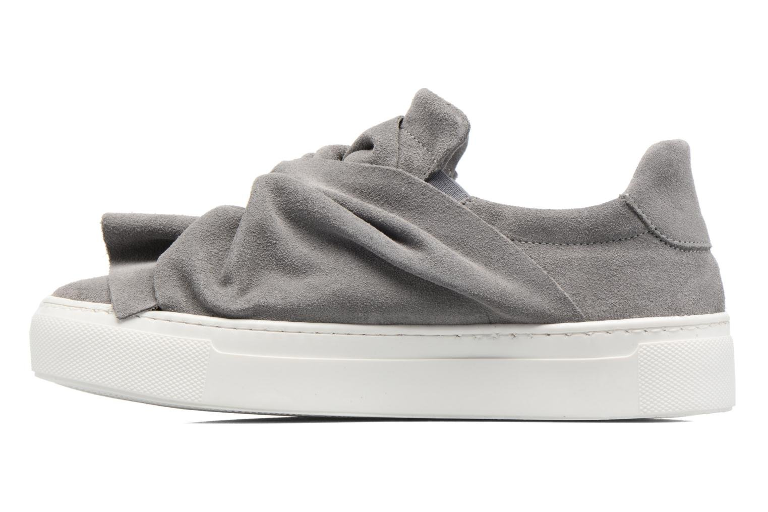 Sneakers Bronx Byardenx 2 Grigio immagine frontale