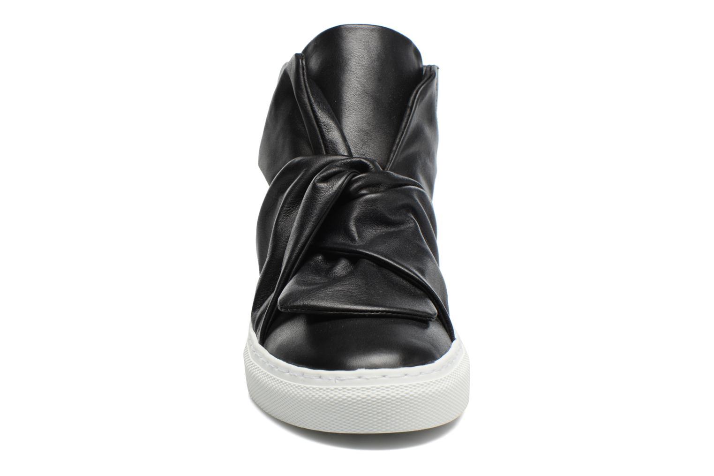 Sneaker Bronx Byardenx 3 schwarz schuhe getragen