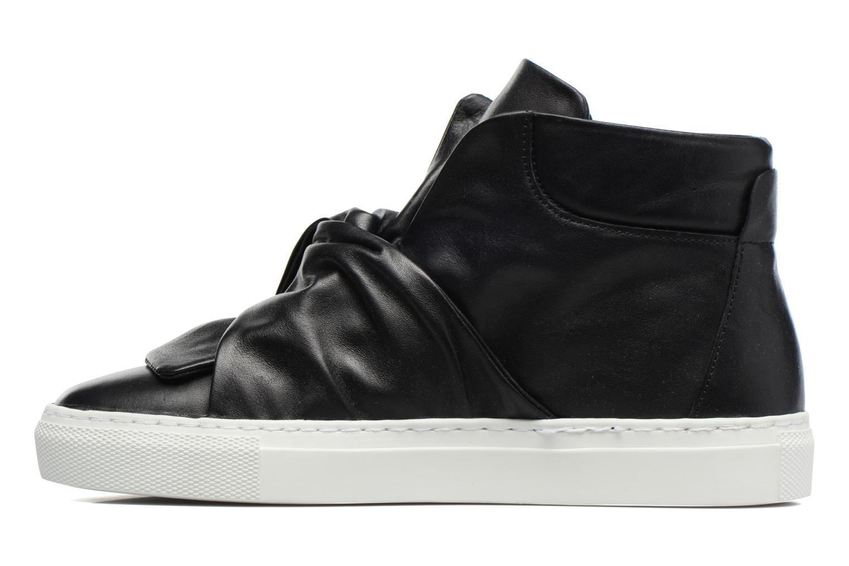Sneaker Bronx Byardenx 3 schwarz ansicht von vorne
