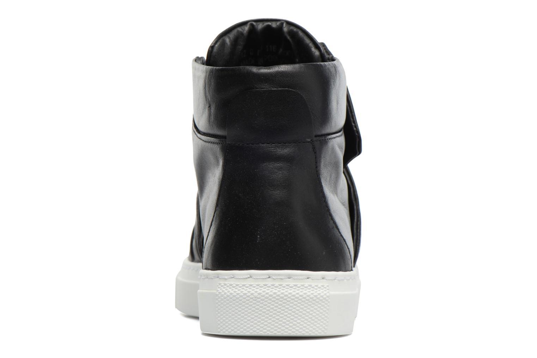 Sneaker Bronx Byardenx 3 schwarz ansicht von rechts