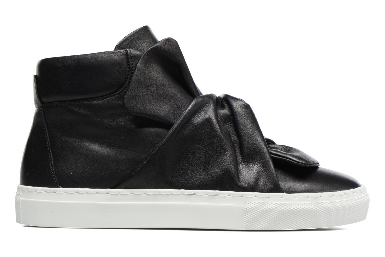 Sneaker Bronx Byardenx 3 schwarz ansicht von hinten