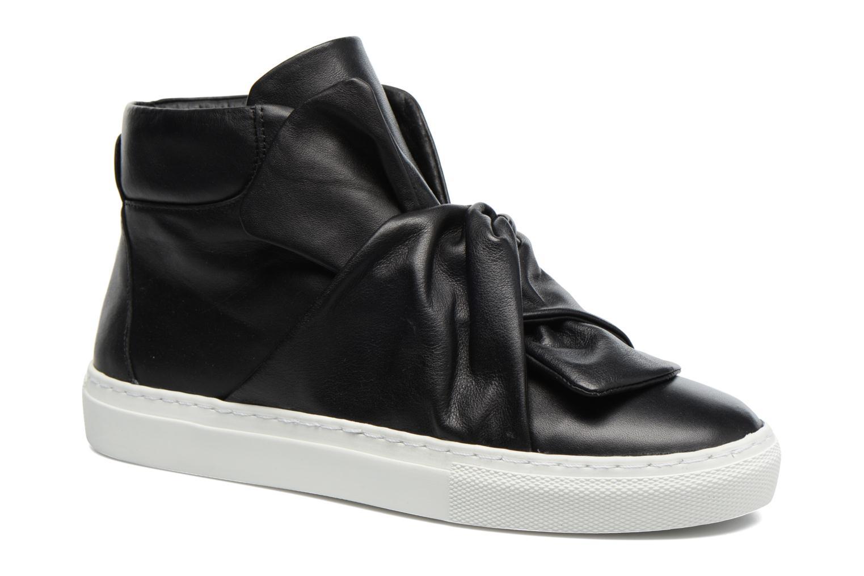 Sneakers Bronx Byardenx 3 Zwart detail