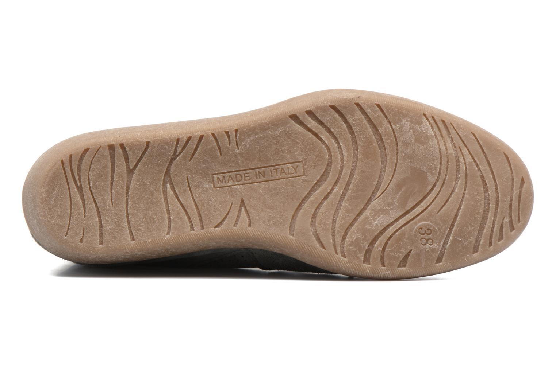 Sneaker Bronx Braffx grau ansicht von oben