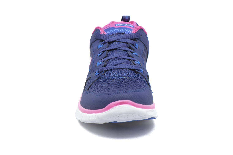 Flex Appeal Adaptable Navy/  Pink & Periwinkle