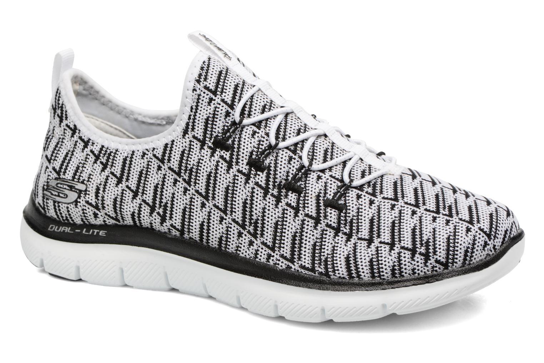 Grandes descuentos últimos zapatos Skechers Flex Appeal 2.0 Insights (Blanco) - Deportivas Descuento
