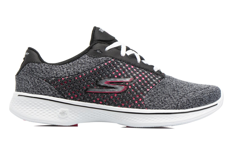 Sneakers Skechers GO Walk 4 Exceed Sort se bagfra