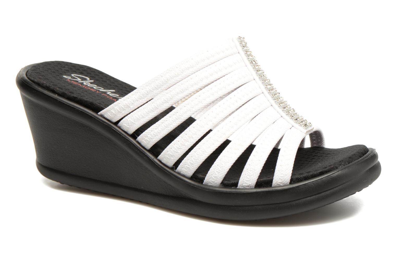Skechers - Damen - Rumblers Hotshot - Clogs & Pantoletten - weiß 8ZmQsc6t