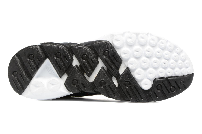 Chaussures de sport Skechers GO Meb Strada 2 Bleu vue haut