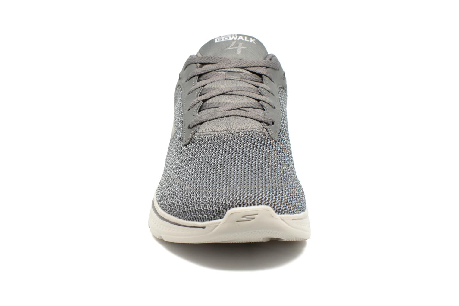 Sport shoes Skechers Go Walk 4 H Grey model view