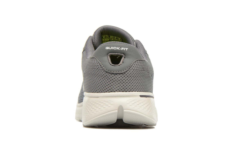 Zapatillas de deporte Skechers Go Walk 4 H Gris vista lateral derecha