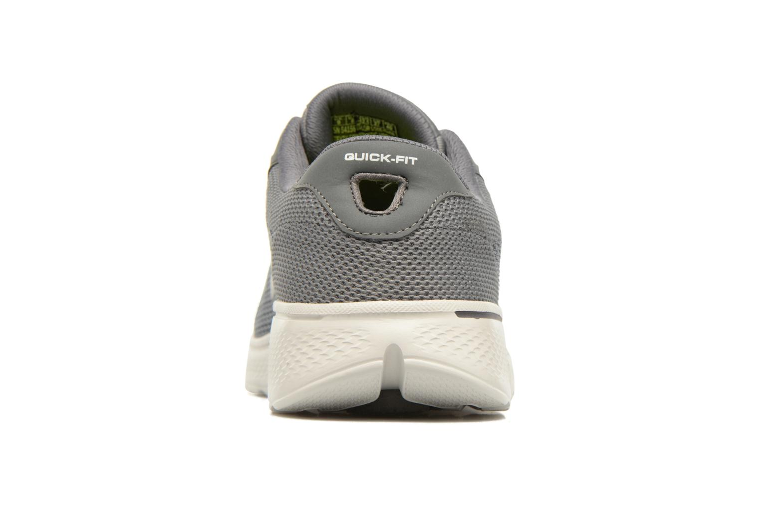 Sport shoes Skechers Go Walk 4 H Grey view from the right
