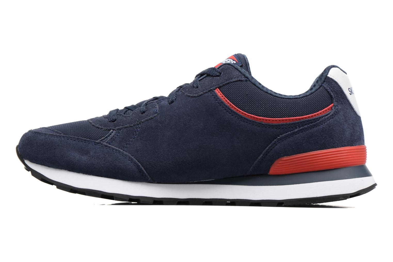 Sneakers Skechers OG 82 Azzurro immagine frontale