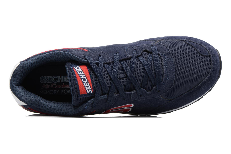 Sneakers Skechers OG 82 Azzurro immagine sinistra