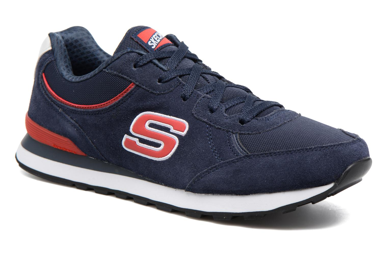 Sneakers Skechers OG 82 Blå detaljeret billede af skoene
