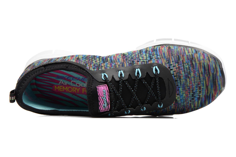 Chaussures de sport Skechers Glider Deep Space Noir vue gauche