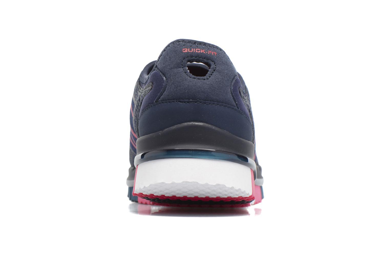 Chaussures de sport Skechers GO Flex Momentum Bleu vue droite