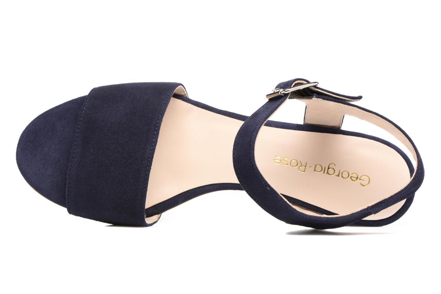 Sandals Georgia Rose Anayette Blue view from the left