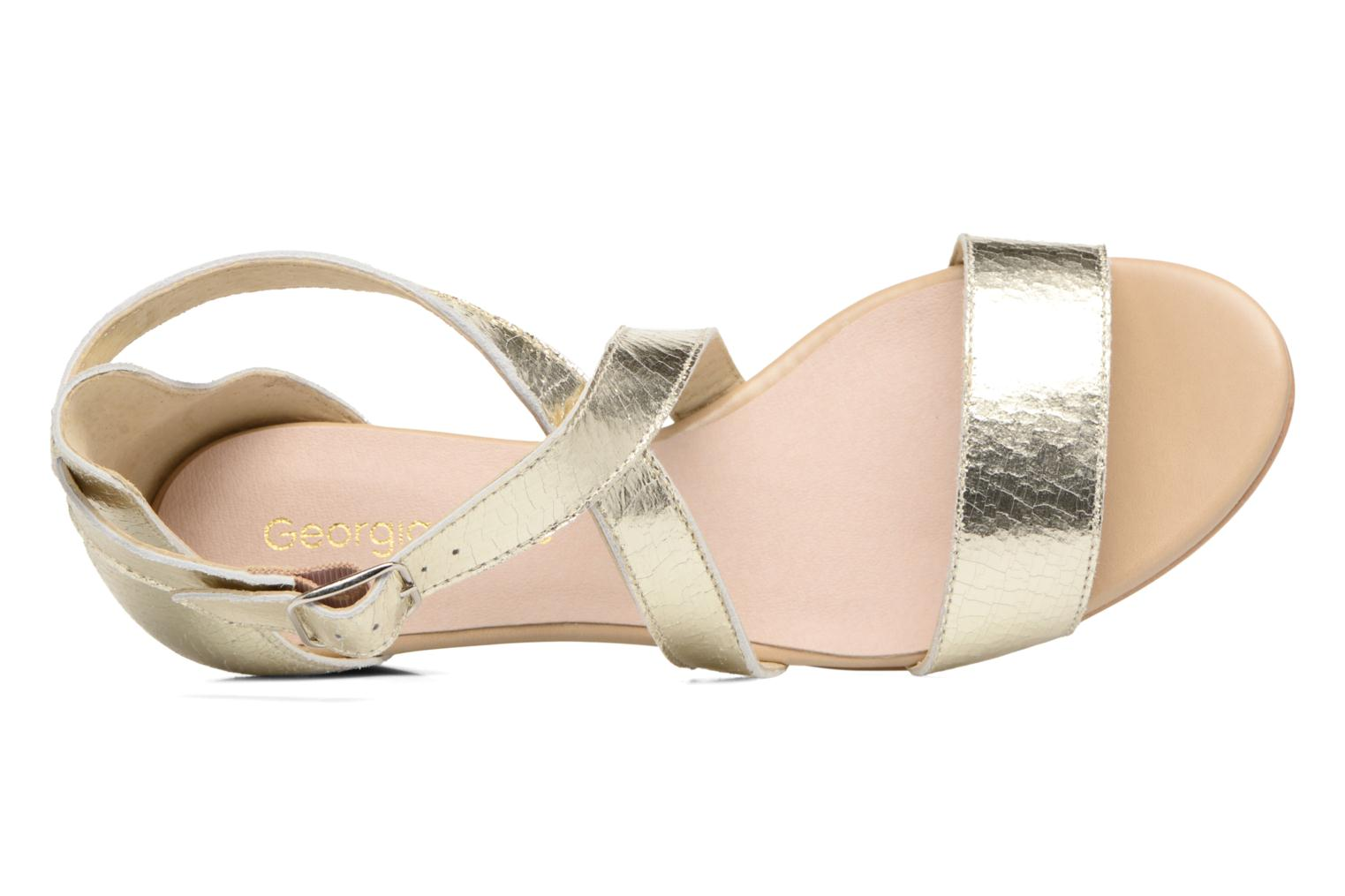 Sandalen Georgia Rose Anacale Goud en brons links