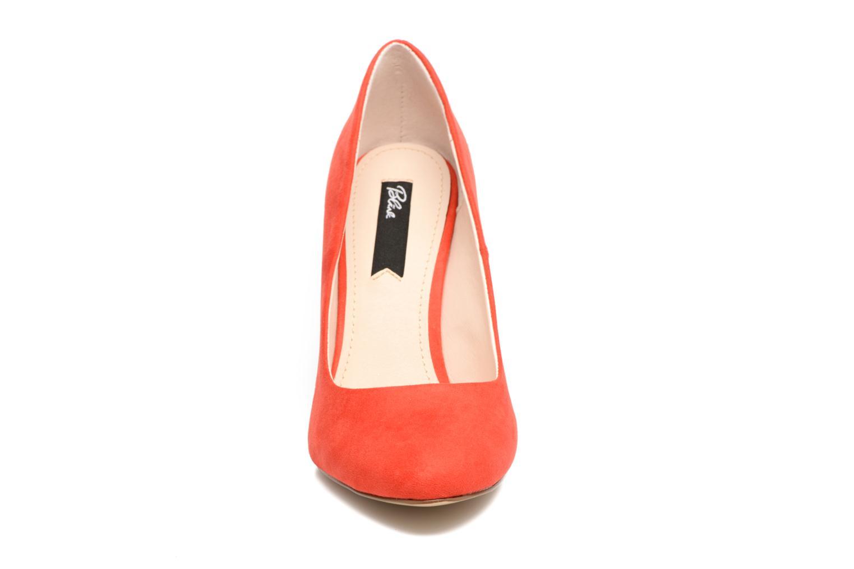 Escarpins Blink Balanisl Rouge vue portées chaussures