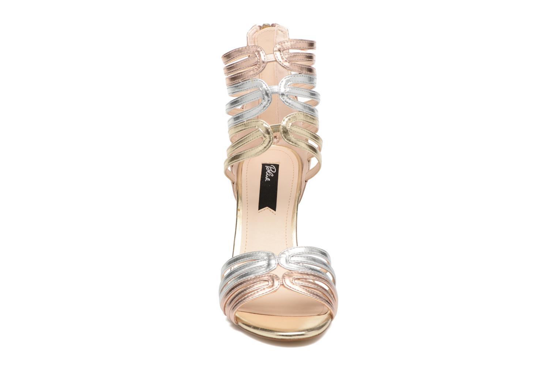 Sandales et nu-pieds Blink Bdalanisl Or et bronze vue portées chaussures