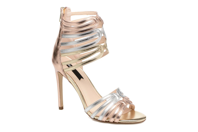 Sandales et nu-pieds Blink Bdalanisl Or et bronze vue détail/paire