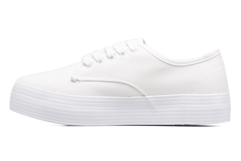 Sneaker Blink Bvayenl weiß ansicht von vorne