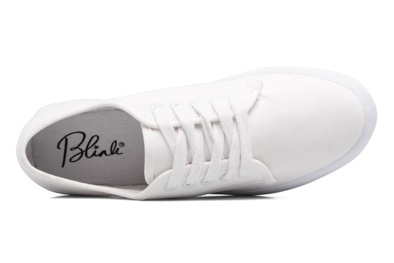 Sneaker Blink Bvayenl weiß ansicht von links