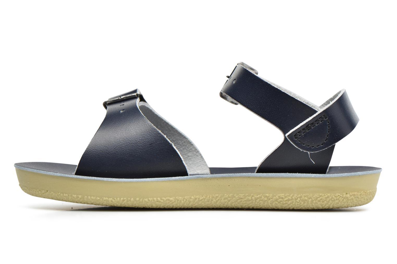 Sandales et nu-pieds Salt-Water Surfer Bleu vue face