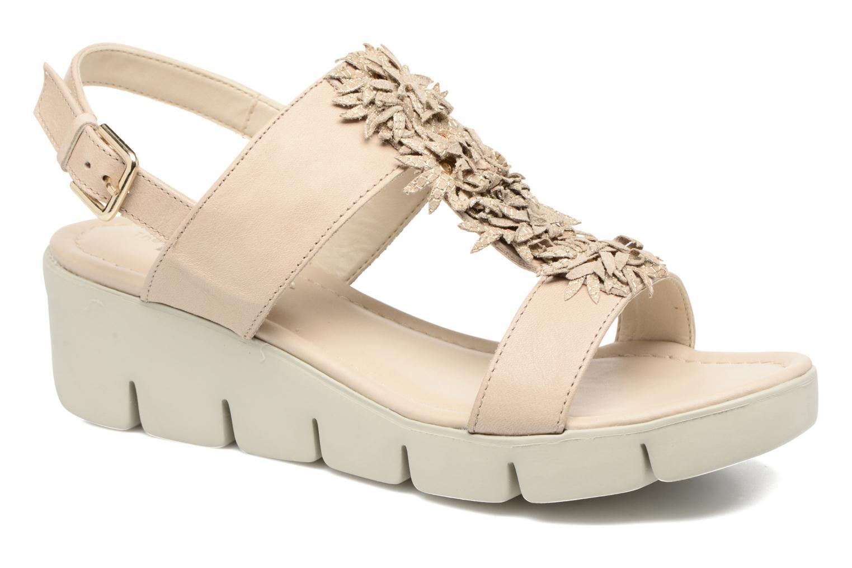 Sandales et nu-pieds The Flexx Emma Beige vue détail/paire