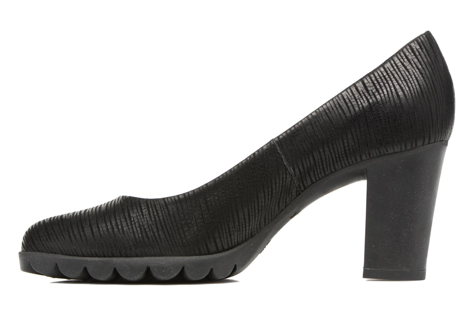 High heels The Flexx Diplo Matic Black front view