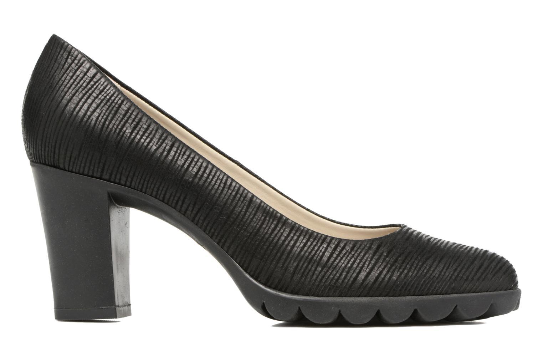 High heels The Flexx Diplo Matic Black back view
