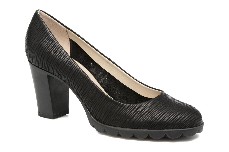 High heels The Flexx Diplo Matic Black detailed view/ Pair view