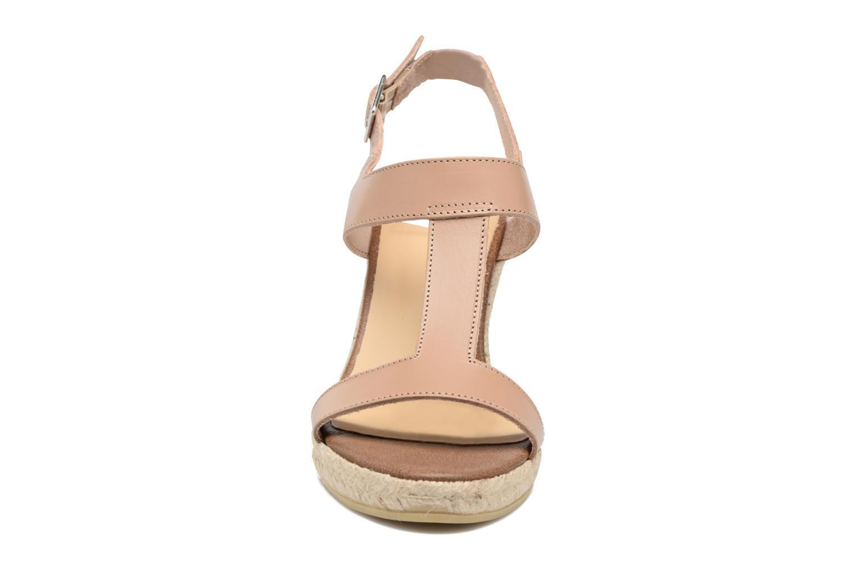 Espadrillos Georgia Rose Louvi Beige se skoene på