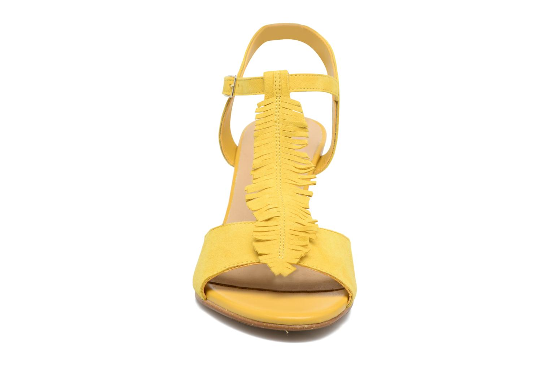 Sandals Georgia Rose Lilifrange Yellow model view