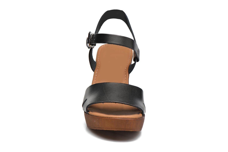 Sandaler Georgia Rose Dobou Sort se skoene på