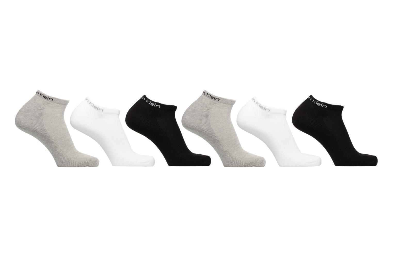 Sokken en panty's Calvin Klein Lot de 6 paires de Chaussettes Sneakers Sport Multicolor detail