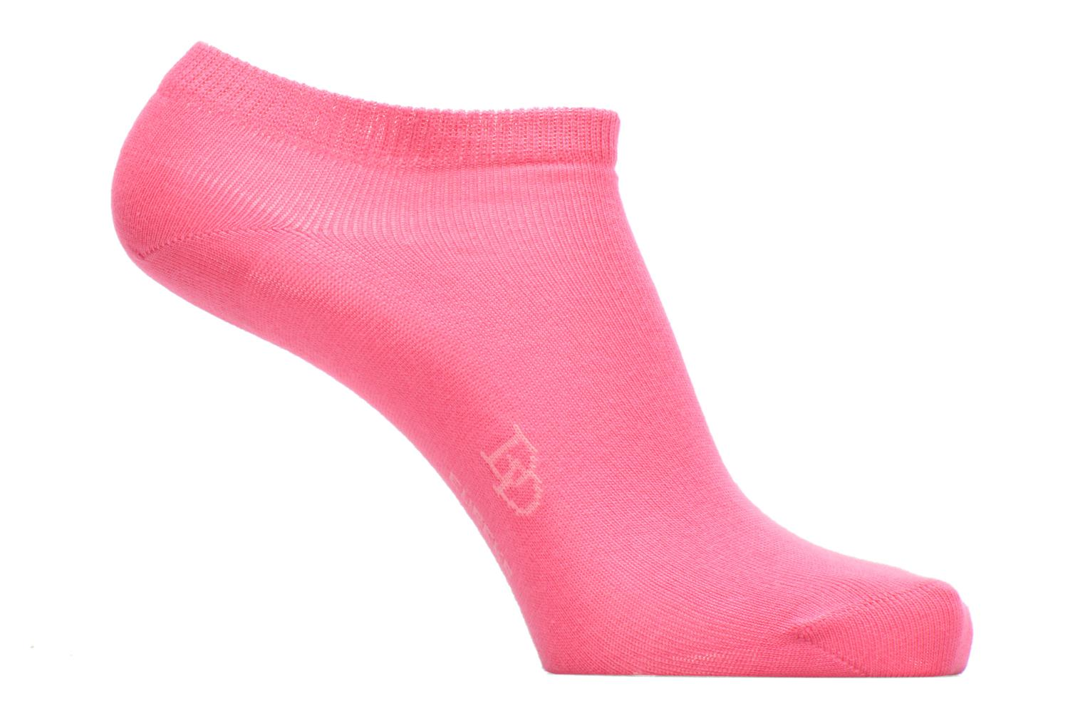 Chaussettes Sneakers Chausson Maille Unie E-day 13948