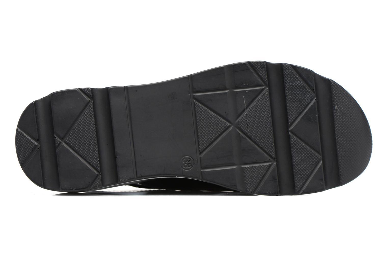 Sandales et nu-pieds Sixty Seven Oden 78602 Noir vue haut