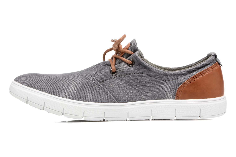 Sneaker MTNG Bambu 84553 grau ansicht von vorne