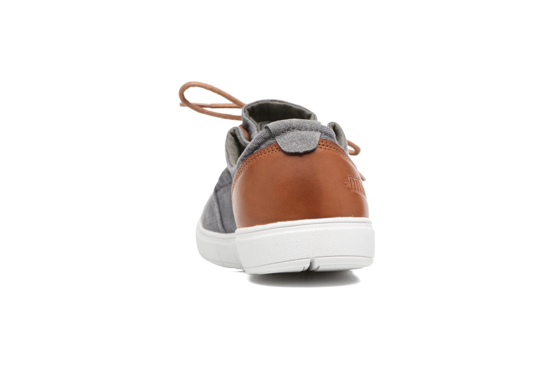 Sneaker MTNG Bambu 84553 grau ansicht von rechts