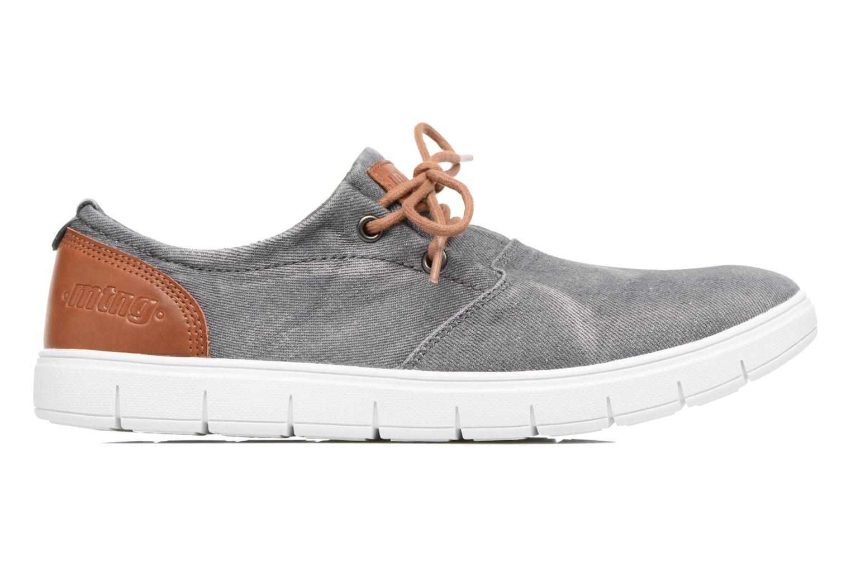 Sneaker MTNG Bambu 84553 grau ansicht von hinten