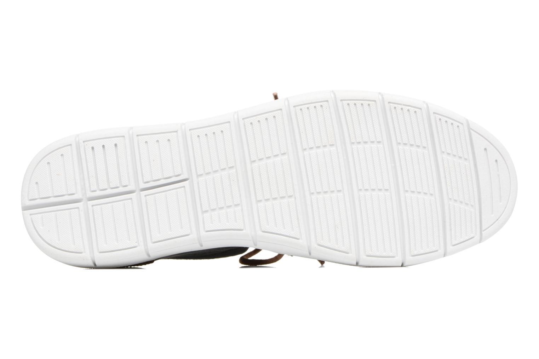 Sneaker MTNG Bambu 84553 grau ansicht von oben