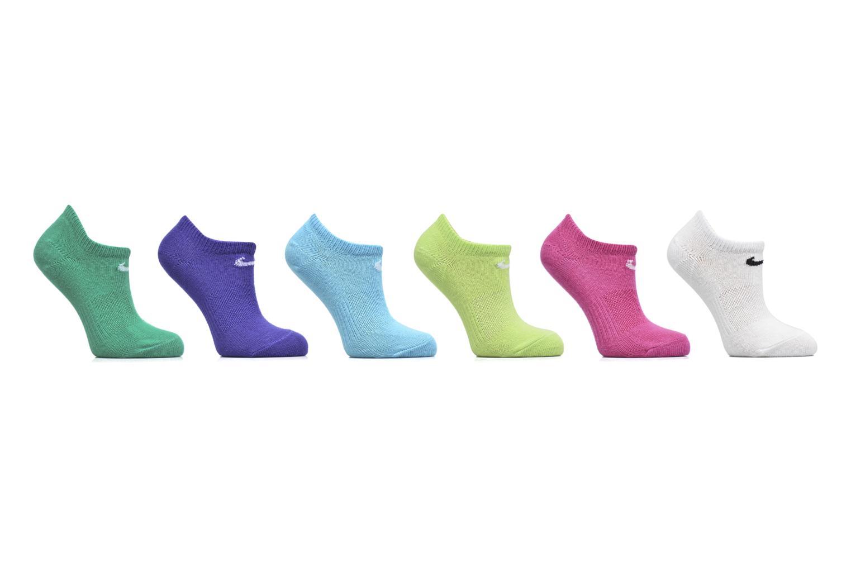 Nike Non-Cushion Cotton No-Show MULTI-COLOR
