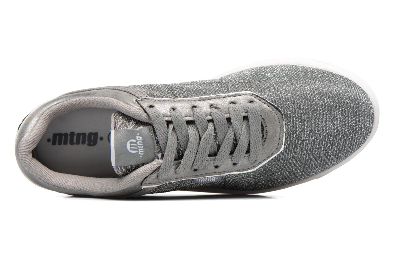 Sneakers MTNG Hulk 69255 Grigio immagine sinistra