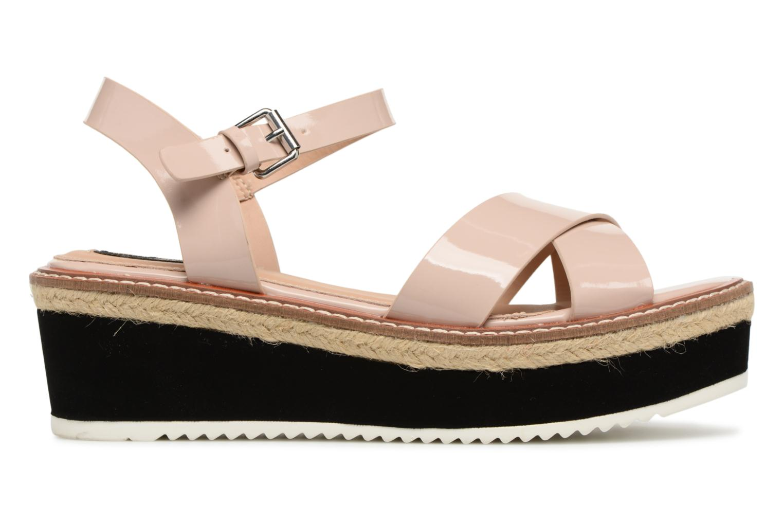 Sandales et nu-pieds MTNG Alexandra 55409 Beige vue derrière